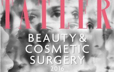 Tatler cosmetic surgery guide 2016